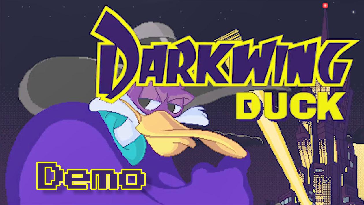 Darkwing Duck Demo Released