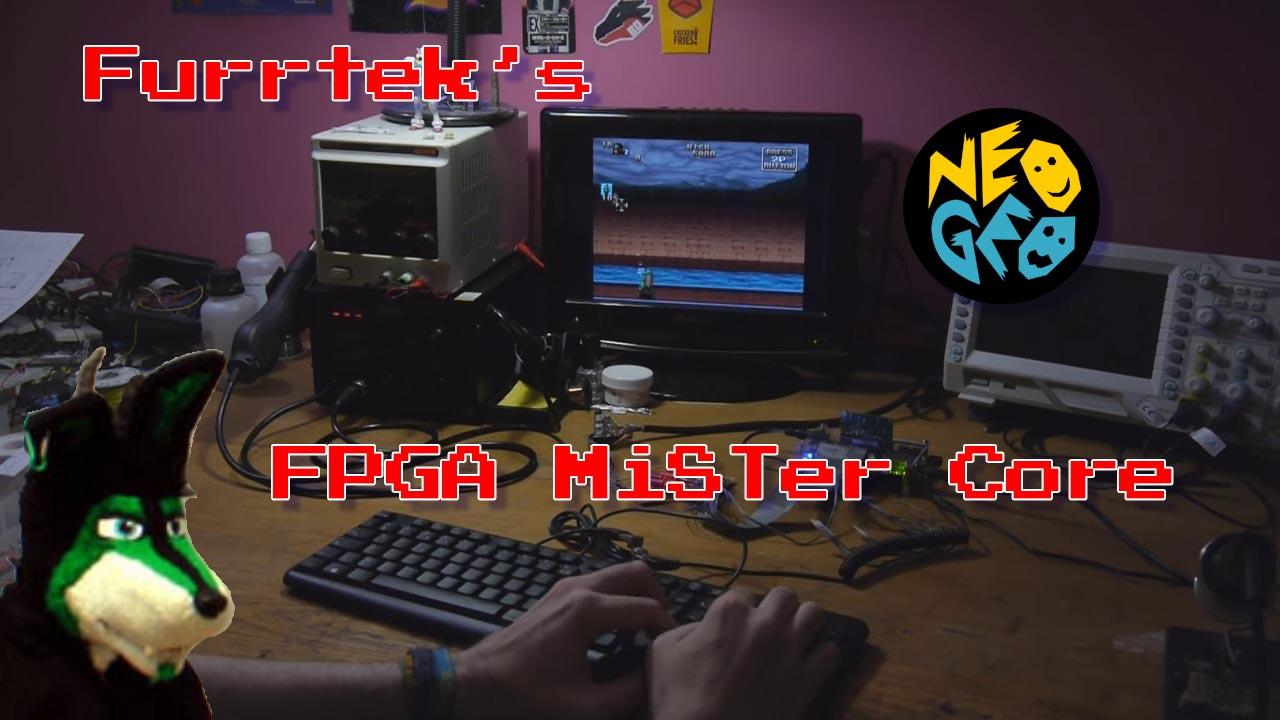Furrtek's Neo Geo FPGA Core