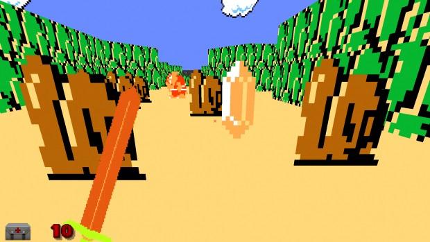 Legend Of Zelda Doom Hack