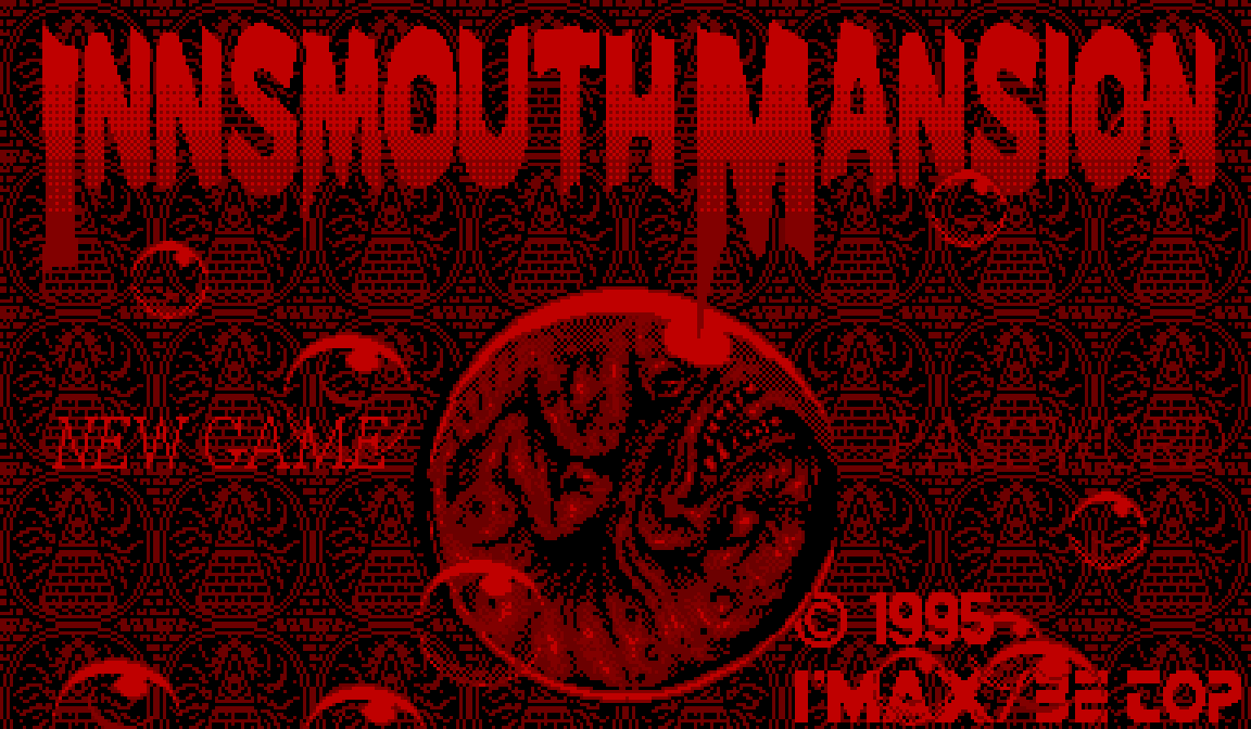 Innsmouth Mansion: Virtual Boy English Translation Released