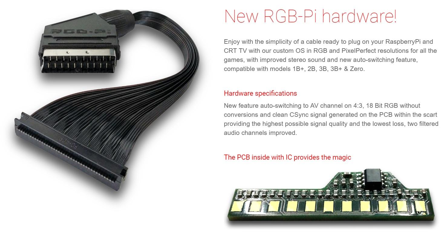 RGB-Pi hardware update released
