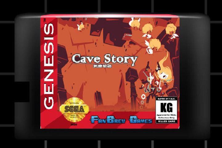 Cave Story Genesis v0.5.2 Released