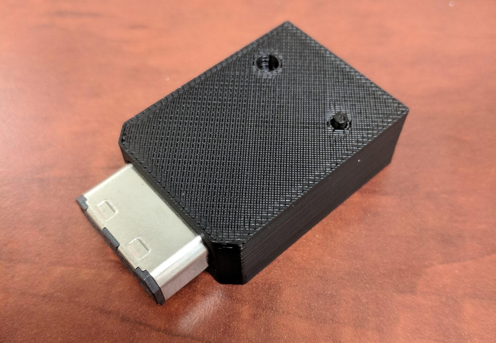 GCPlug V2 3D Printed Case