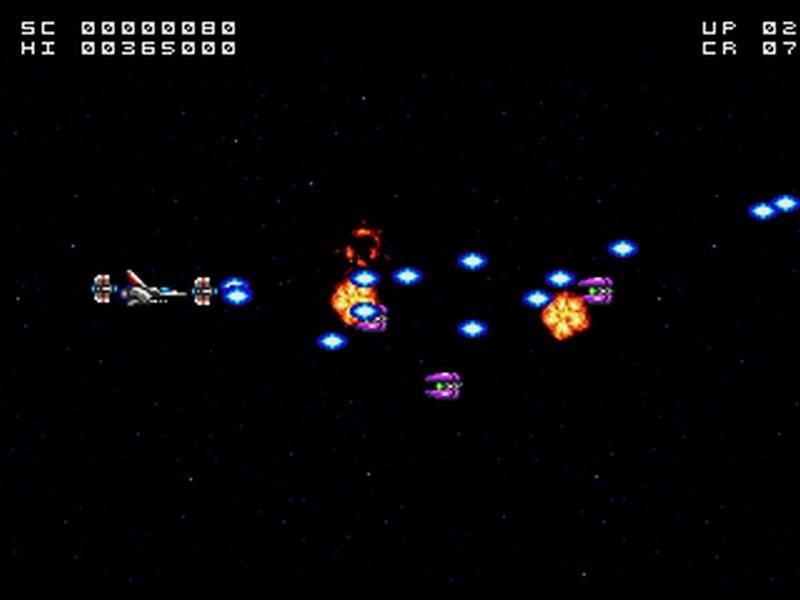 "New Shmup, ""IRENA"" announced for the SEGA Genesis / Mega Drive"