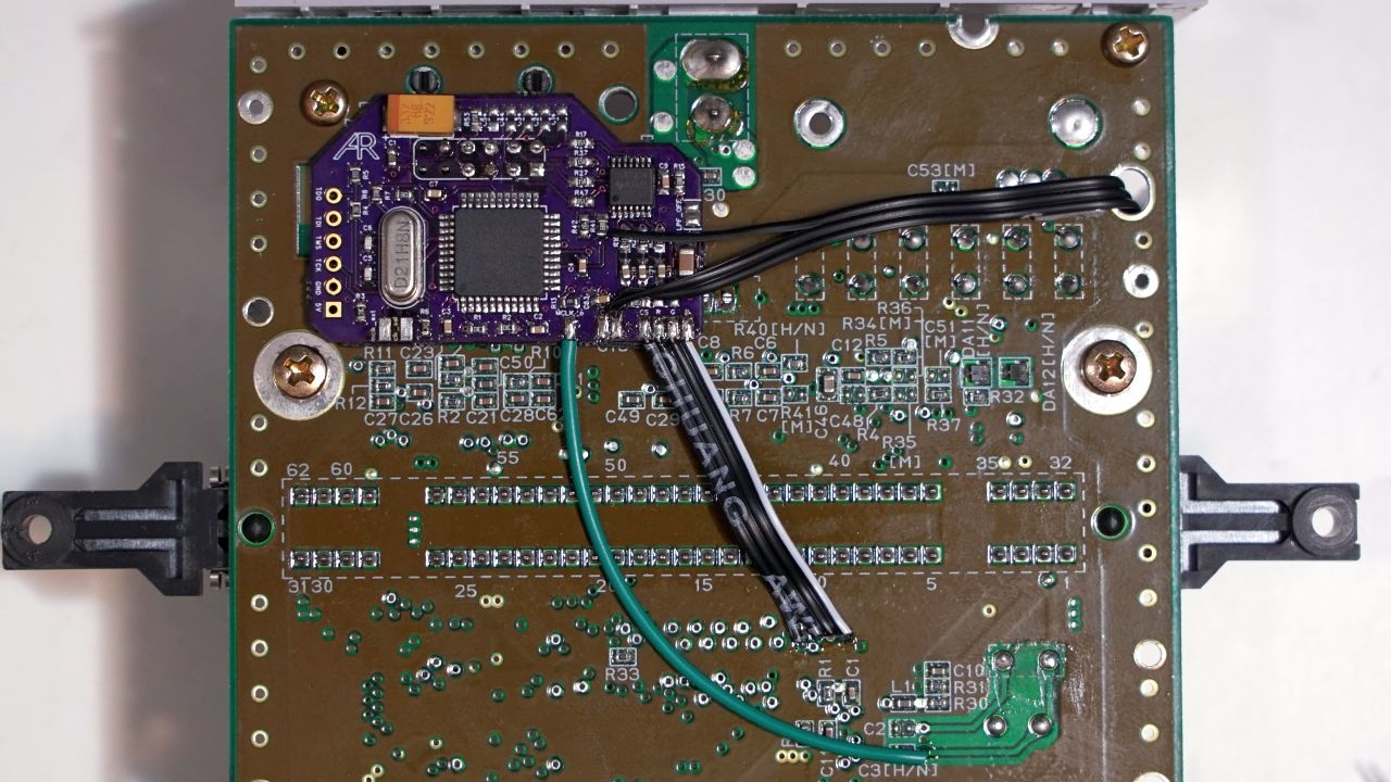 SNES RGB + DeJitter Combo Board