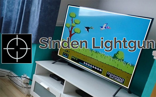 Sinden Emulator Lightgun