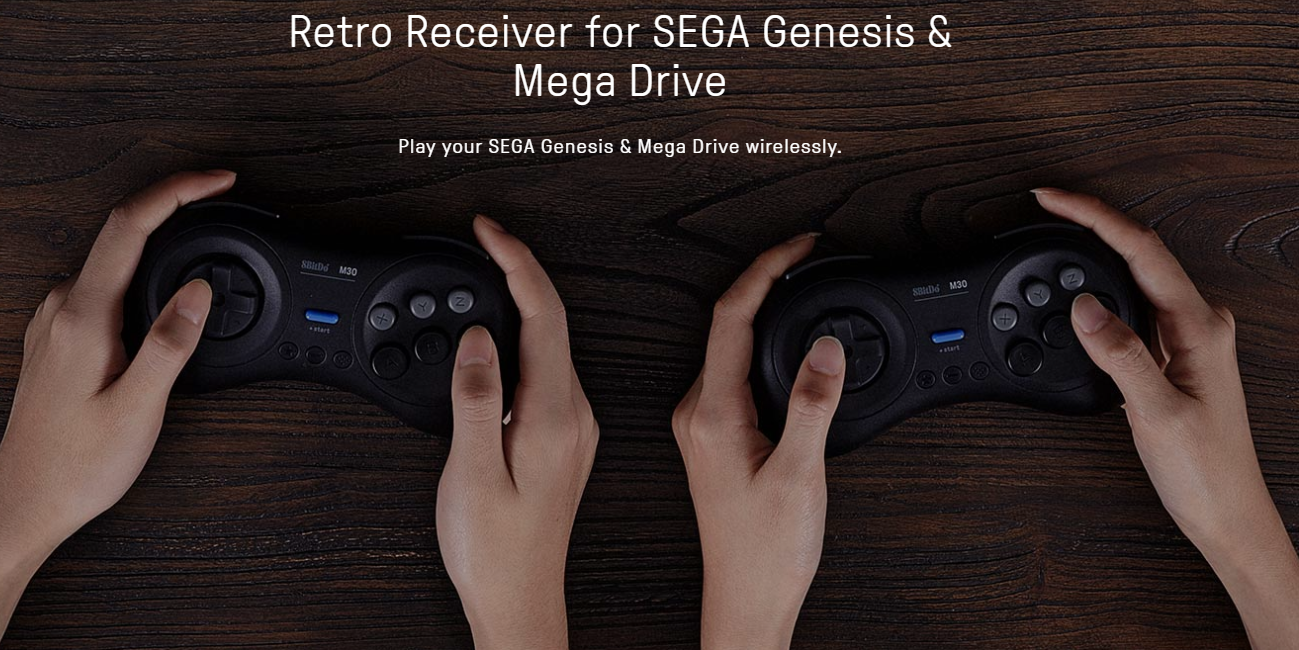 How to Update Your 8bitdo M30 2.4G if You're Having Connection Issues