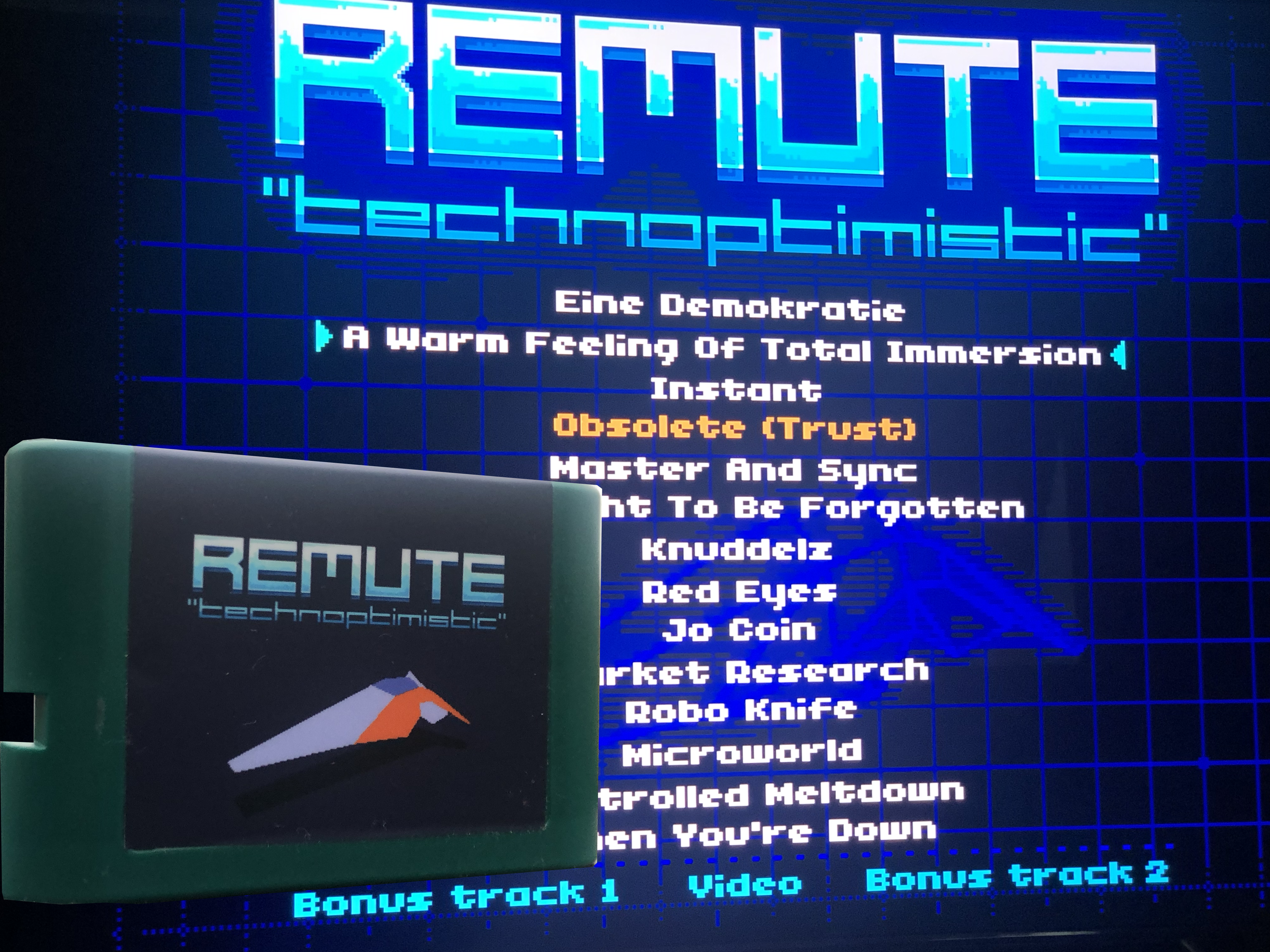 Remute Review – A New Physical Mega Drive Release!