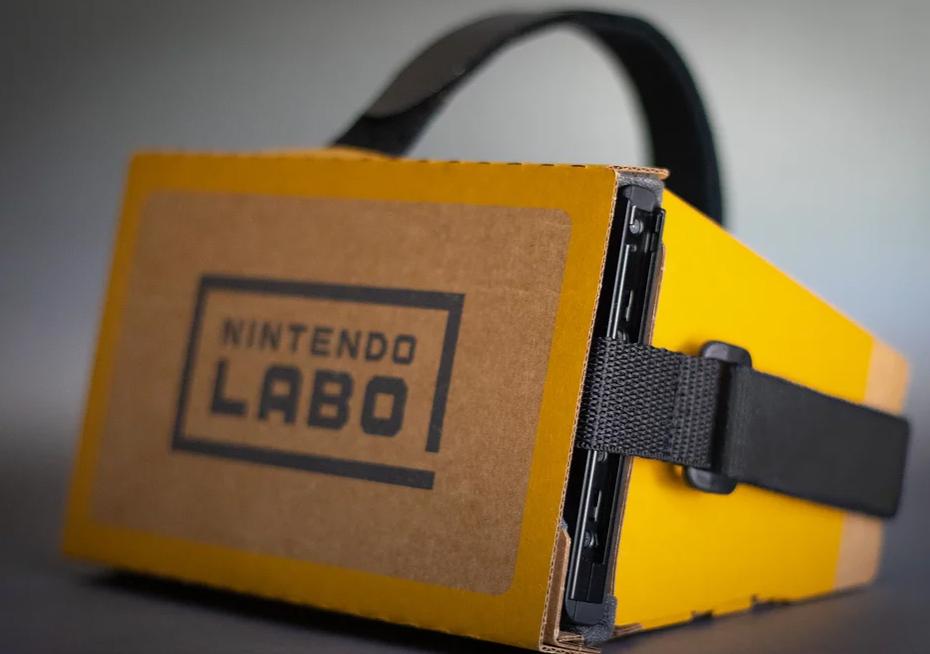 Nintendo Labo VR Headstrap