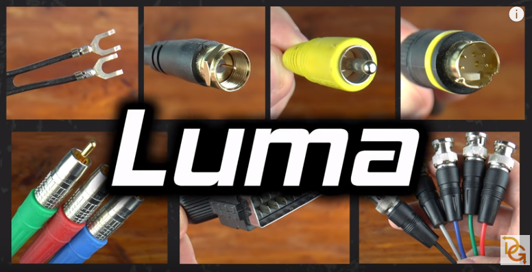 History of Analog Luma in Video Signals