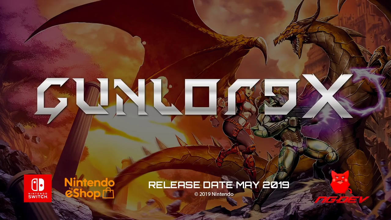 Switch Port of Gunlord Announced