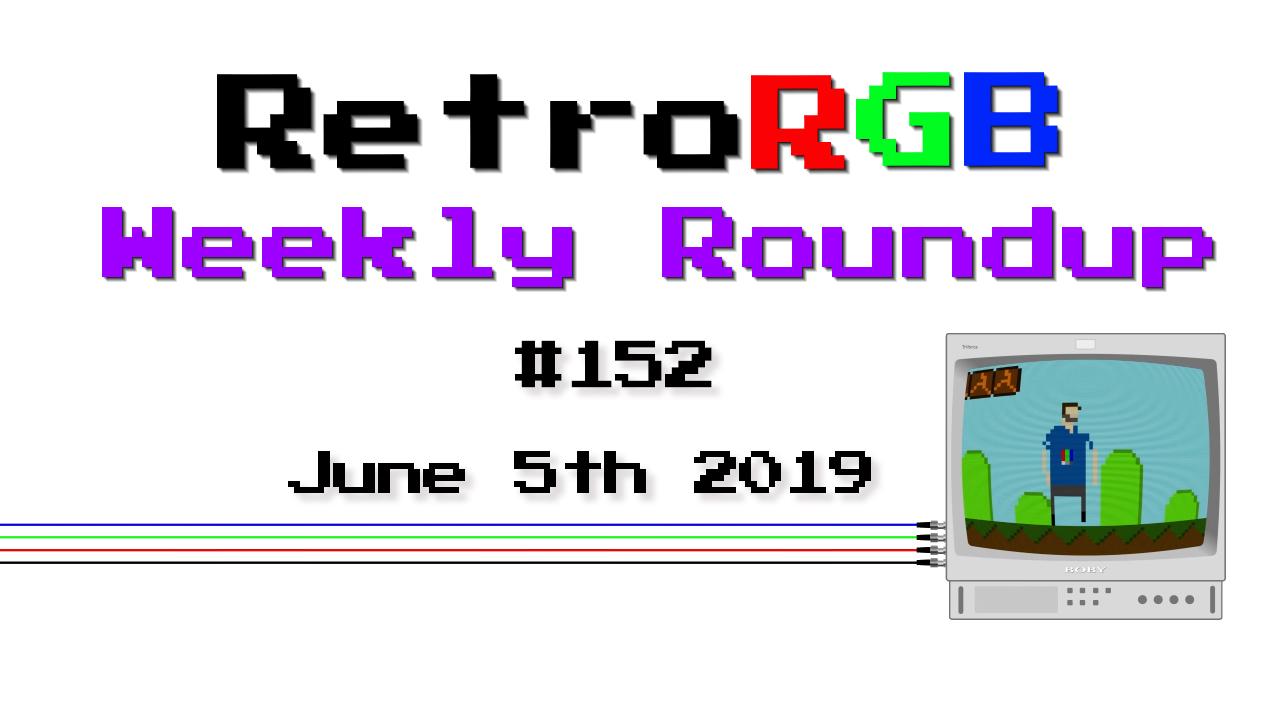 Weekly Roundup #152