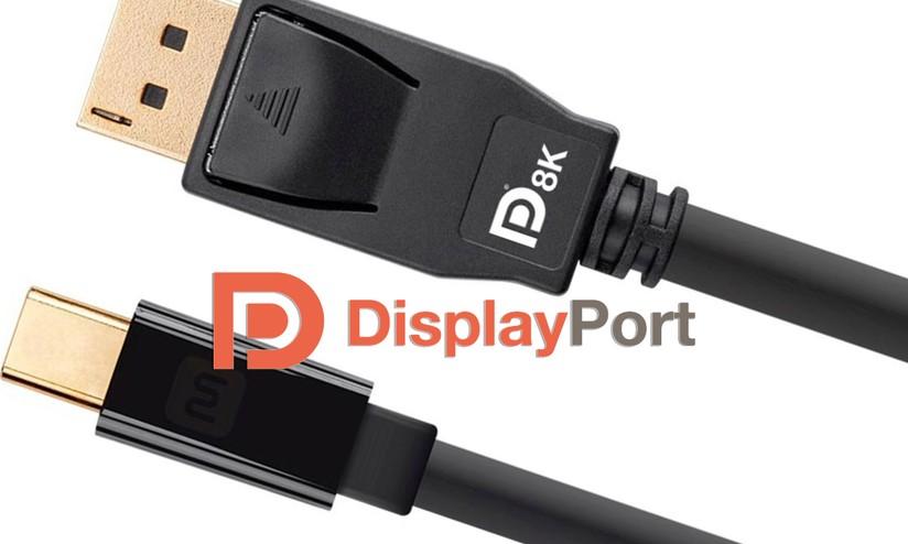 VESA Publishes its new Display Port 2.0 Standards