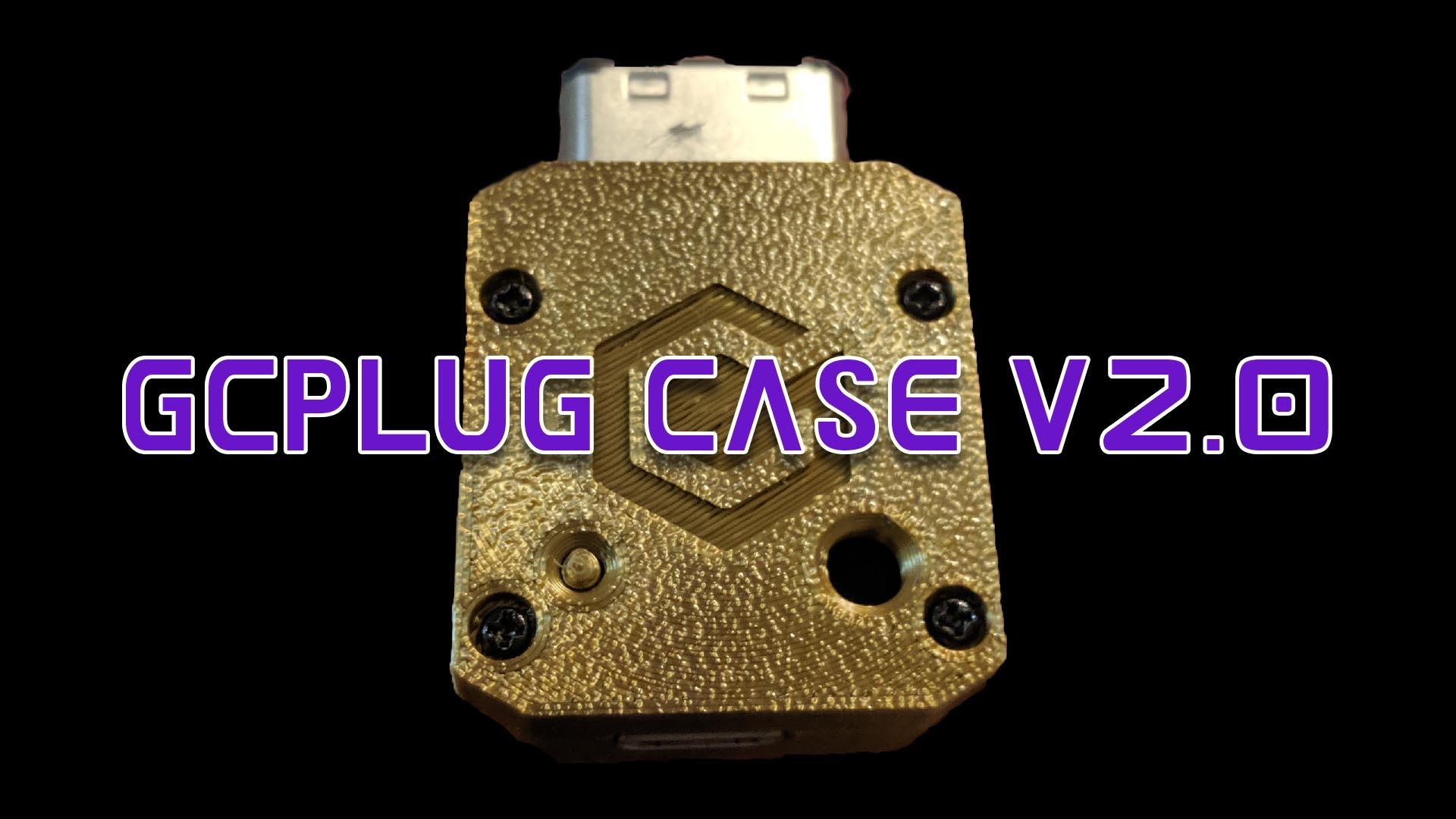 GCPlug2.0 Case