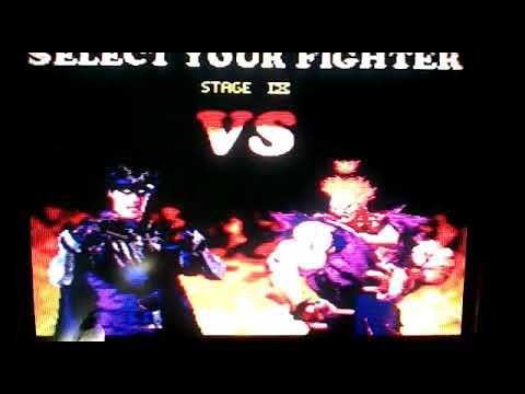 Genesis Fight Engine Progress