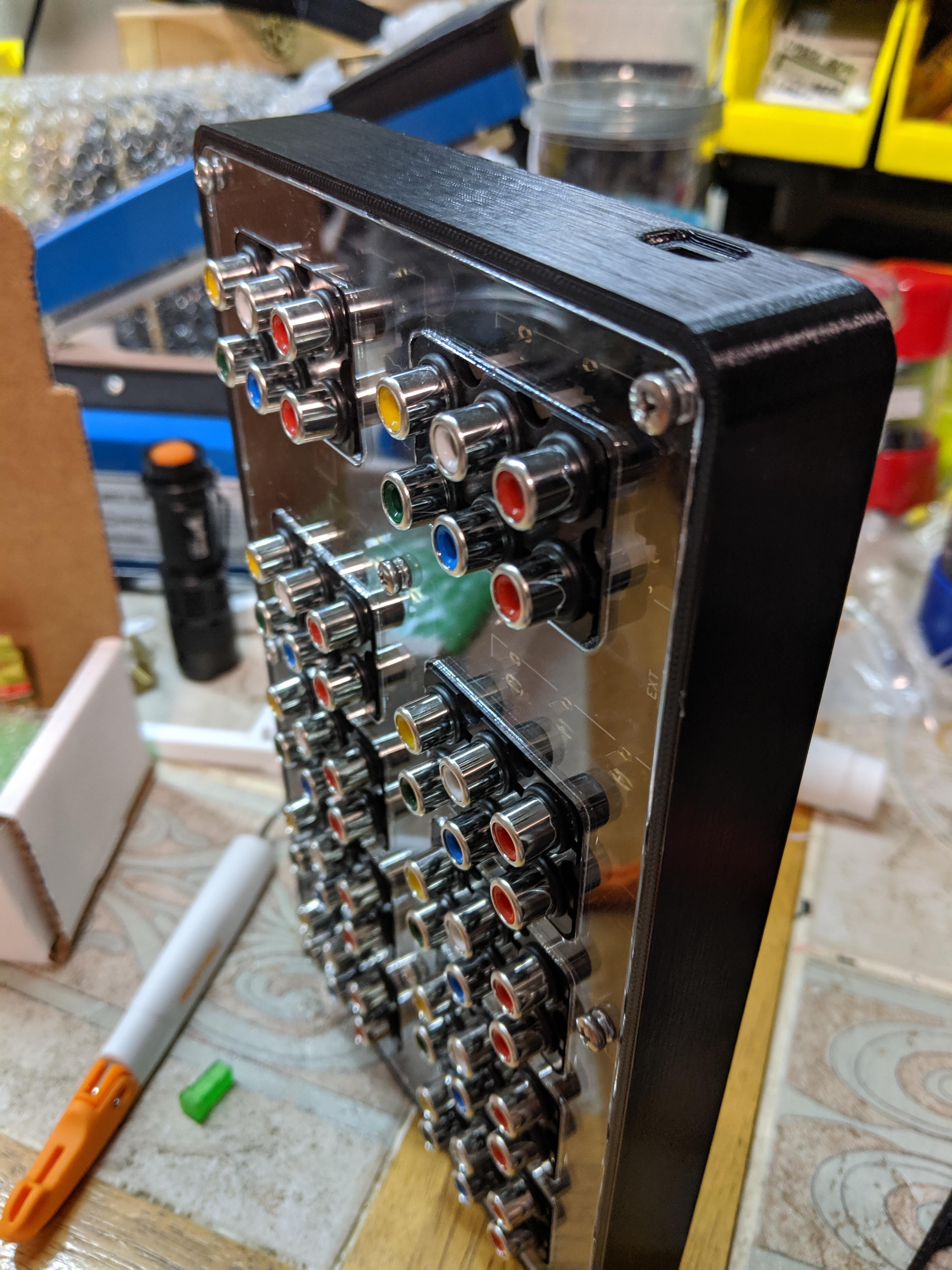 GComp Switch (8×2) Bumper Case