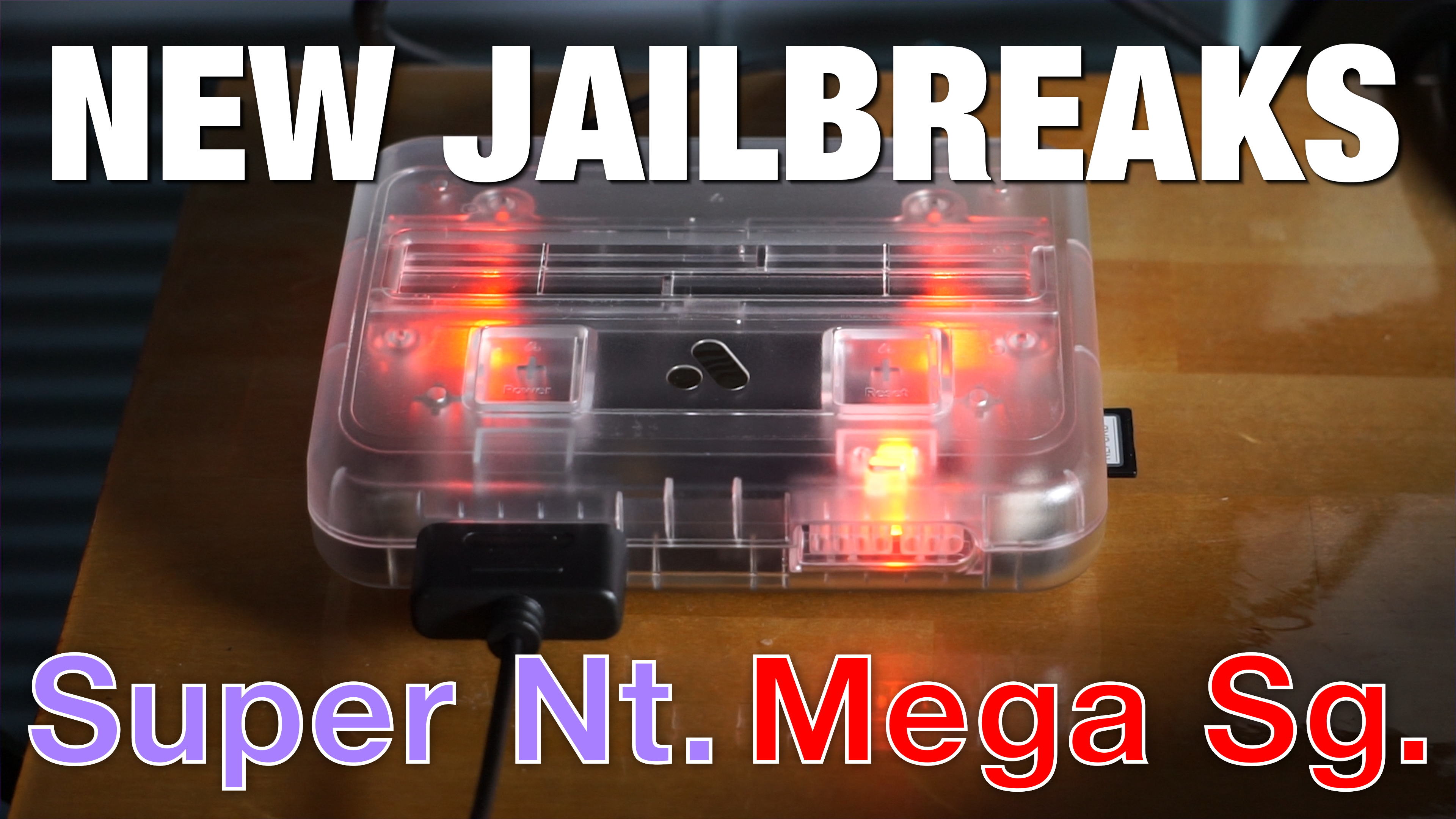 New Super Nt Jailbreak brings Special Chip Support