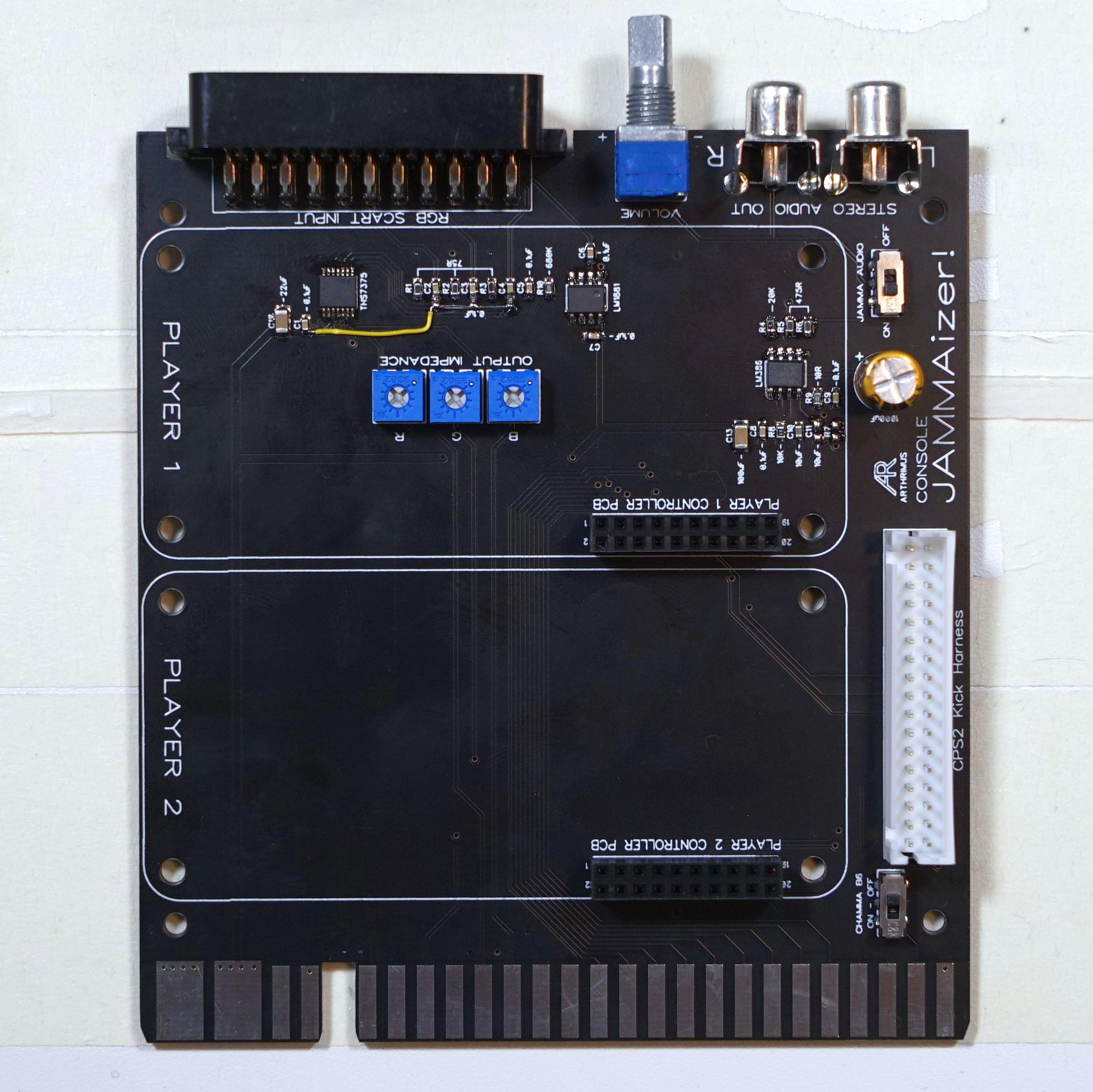 Console JAMMAizer by Arthrimus