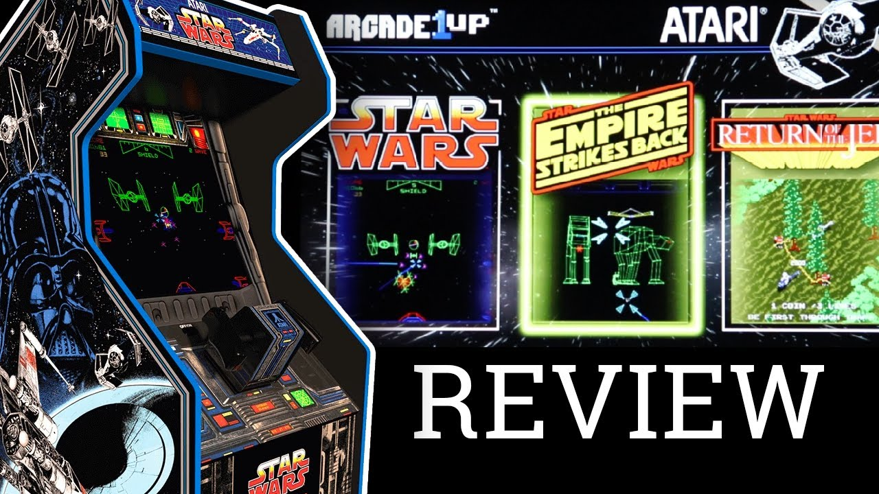 Arcade1Up Strikes Back with a New Star Wars Cabinet