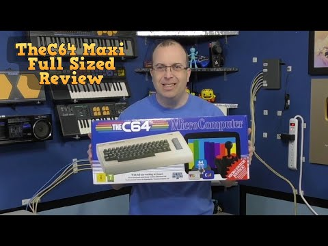 "C64 ""Maxi"" Reviews & Availability"
