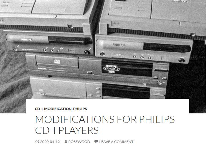 New CD-i Region mod + Guide for all models