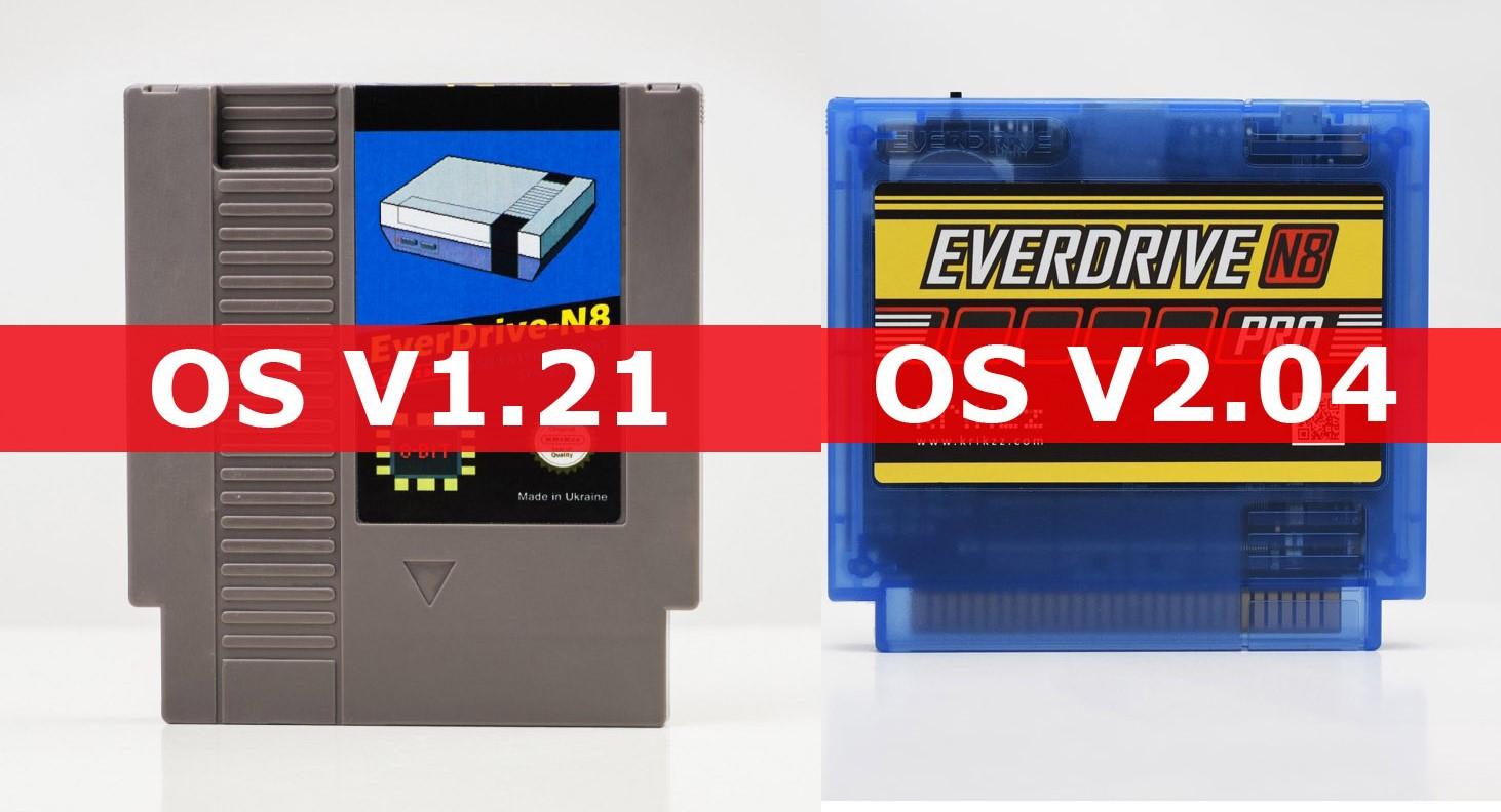Krikzz N8 & N8 Pro firmware update